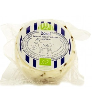 DoRa Doral kozí sýr BIO pažitka 100 g