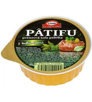 VETO ECO Paštika PATIFU s bylinkami 100 g