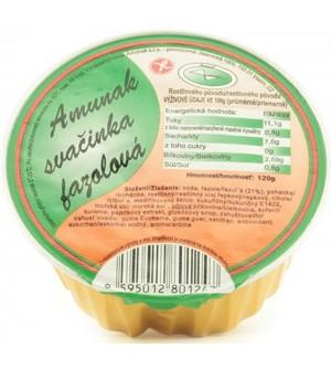 Amunak Svačinka fazolová 120 g