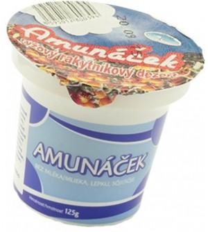 Amunak Amunáček rýžový rakytníkový dezert 125 g