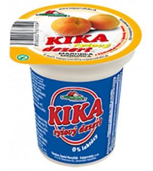 Kika rýžový dezert meruňka 125 g
