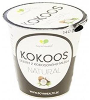 Kokoos natural dezert z kokosového mléka 140 g
