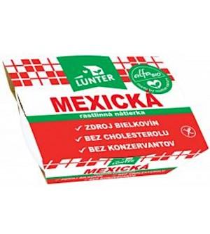LUNTER Mexická rostlinná pomazánka 115 g