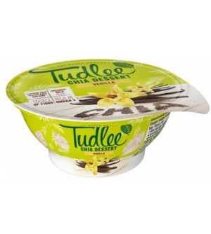 Tudlee Dezert chia vanilka 135 g