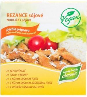 Goody foody Veganské sojové nudličky 200 g