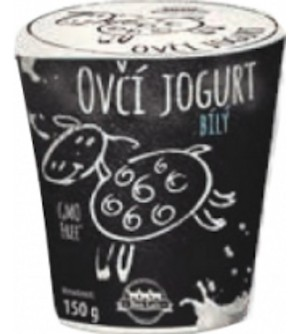 Bon Lait Ovčí jogurt bílý 150 g