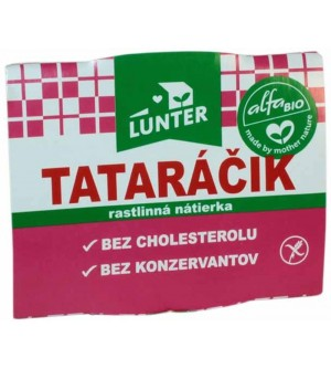 LUNTER Tataráček pomazánka 115 g