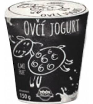 Bon Lait Ovčí jogurt jahoda 150 g