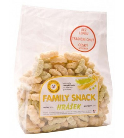 Family snack hrášek 100 g