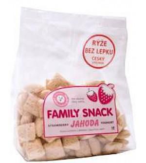 Family snack jahoda 165 g