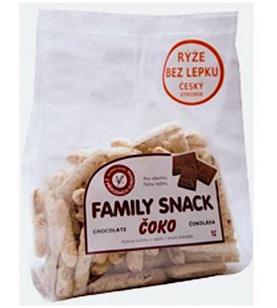 Family snack čokoláda 165 g