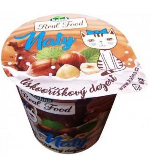 Kalma Lískooříškový dezert Naty 125 g