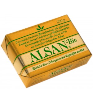 Alsan margarín Bio 250 g