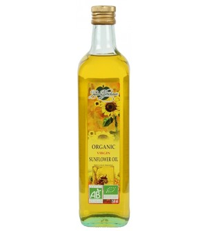 Jules Brochenin Olej slunečnicový panenský Bio 750 ml