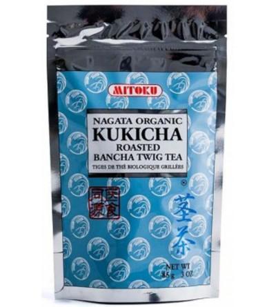 Mitoku Černý čaj Kukicha BIO 85 g