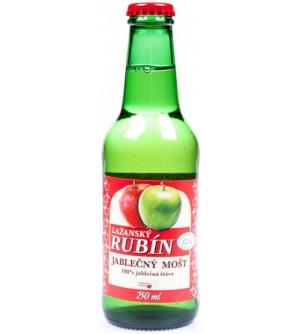 Mošt Rubín Jablko 250 ml
