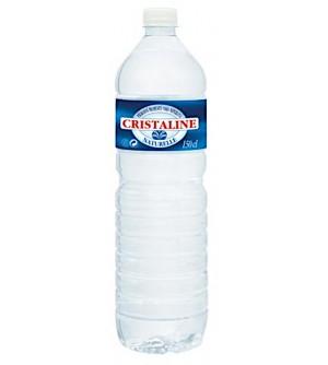 Cristaline pramenitá voda 1,5 l