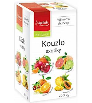 Apotheke čak Kouzlo exotiky 4v1 4x5x2 g