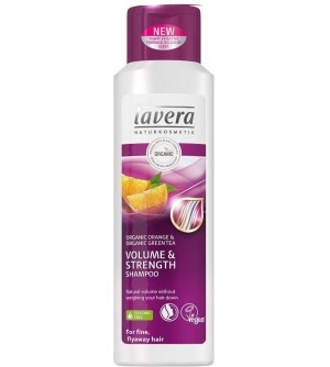 Lavera Šampon Volume & Strenght 250 ml