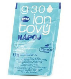 G30 iontový nápoj 17 g