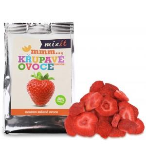 MIXIT jahoda křupavé ovoce 13 g