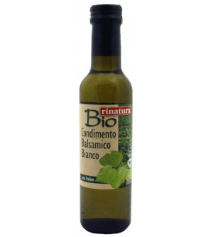 Rinatura Ocet balsamico bílý BIO 250 ml