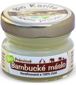 PURITY VISION Bambucké máslo BIO 20 ml
