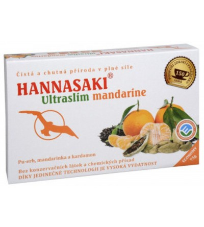 PHOENIX Hannasaki Ultraslim Mandarine 75 g
