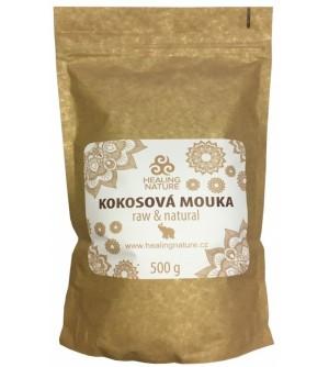 Healing Nature BIO Kokosová mouka 500 g