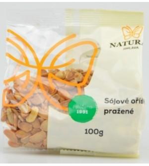 NATURAL JIHLAVA Oříšky sójové pražené 100 g
