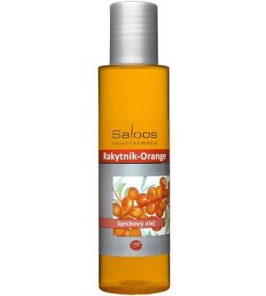 Saloos sprchový olej Rakytník-Orange 125 ml