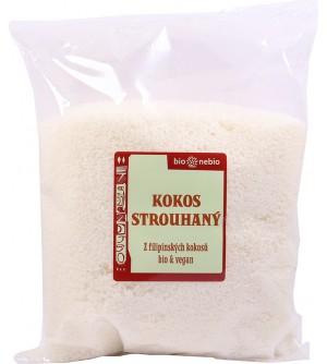 Bio nebio Bio kokos strouhaný 400 g