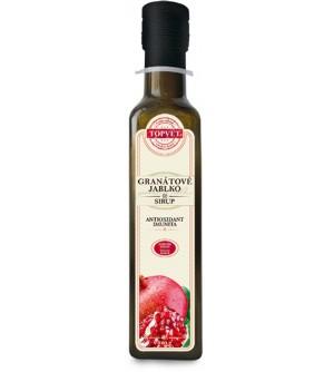 TOPVET Granátové jablko sirup - farmářský 320 g