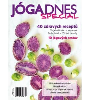 Časopis Jóga Dnes Speciál říjen 2018