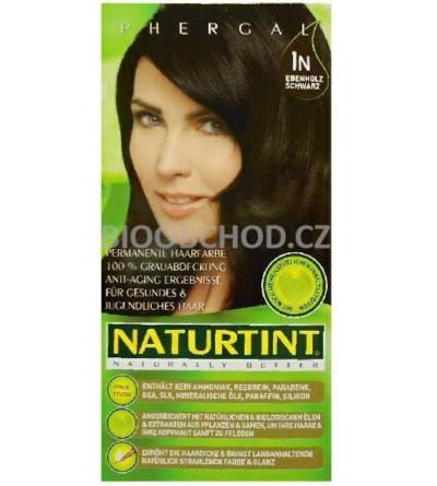 Naturtint barva 1N Černá ebenové dřevo 165 ml
