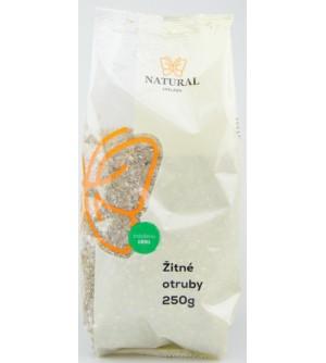 NATURAL JIHLAVA Otruby žitné 250 g