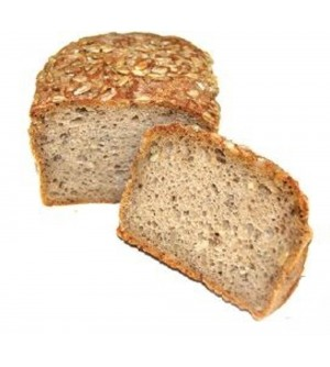 Zrnko Chléb kváskový žitný se slunečnicí 350 g