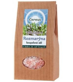 Cereus Koupelová sůl rozmarýna 500 g