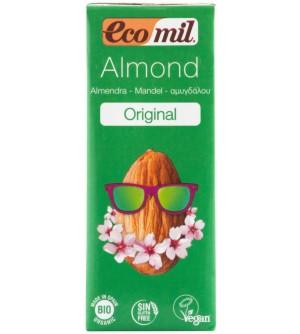 ECOMIL BIO Nápoj ze sladkých mandlí 200 ml