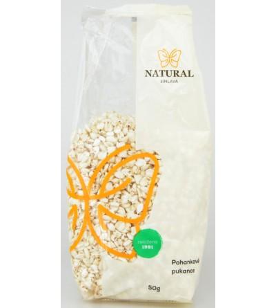 NATURAL JIHLAVA Pukance pohankové 50 g