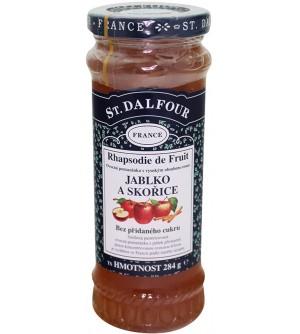 Dalfour Džem jablko, skořice 284 g